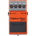 BOSS Efek Gitar Stompbox BOSS  DS-1X: Distortion