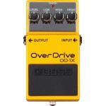 BOSS Efek Gitar Stompbox BOSS OD-1X: OverDrive