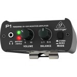 Behringer POWERPLAY P1 Personal In-Ear Monitor (IEM) Amplifier