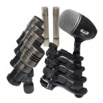 CAD Touring7 Seven-piece Percussion Microphone Pack