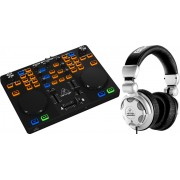 Behringer CMD Studio 2A DJ Controller + Headphone HPX2000