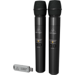 Behringer ULM200 Ultralink USB Digital Wireless Microphone System