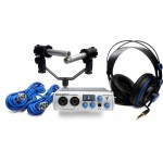Presonus Firestudio Mobile Studio Complete Recording Kit