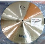 Stagg Classic Series 17 medium Thin Crash Cymbal