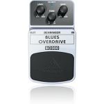 Behringer Efek Gitar Stompbox BLUES OVERDRIVE BO300