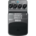 Behringer Efek Gitar Stompbox CHORUS SPACE-D CD400