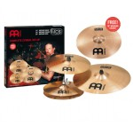 "MCS Complete Cymbal Set-Up + Free Medium Crash ""18"