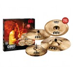 Classics Custom Extreme Metal Matched Cymbal Set + FREE 16 CHINA