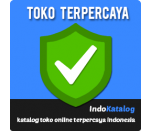 Trusted Online Store By Indokatalog