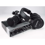 Steinberg UR22MKII USB Audio Interface Recording Pack
