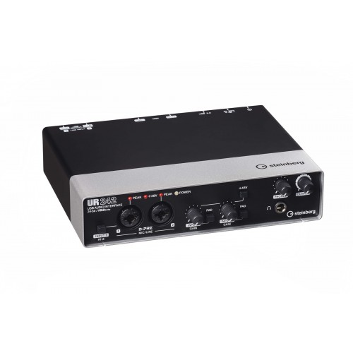 Steinberg UR44 USB and iOS Audio Interface