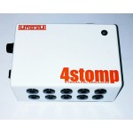 Unoku Power supply efek gitar 4stomp (V2)