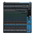 Yamaha MG20XU USB Mixer with Effects, 6-Bus, New